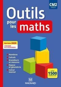 Sylvie Carle et Sylvie Ginet - Outils pour les maths CM2.