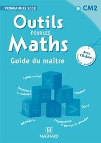 Sylvie Carle et Sylvie Ginet - Outils pour les maths CM2 - Guide du maitre. 1 Cédérom