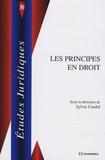 Sylvie Caudal et Jean-Luc Albert - Les principes en droit.