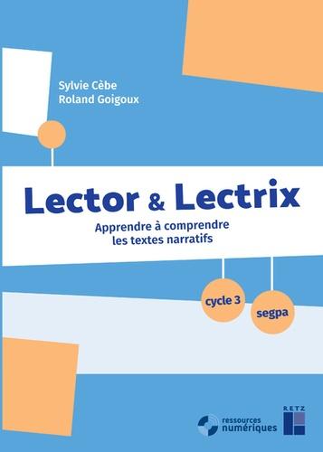 look good shoes sale wholesale price new arrive Lector & lectrix Cycle 3 SEGPA - Apprendre à comprendre des textes  narratifs - Grand Format
