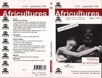 Sylvie Chalaye et  Collectif - .