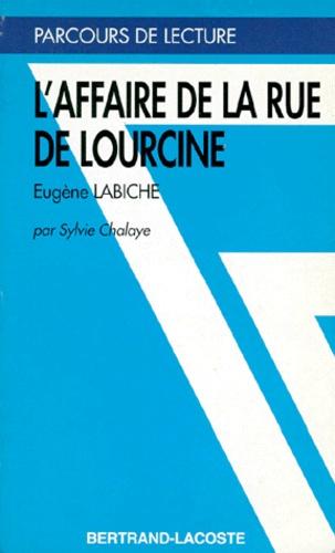 """Sylvie Chalaye - """"L'affaire de la rue de Lourcine"""", Eugène Labiche."""