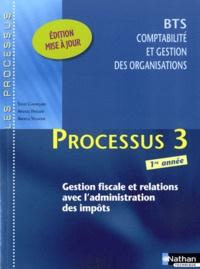 Rhonealpesinfo.fr BTS 1e année Comptabilité et gestion des organisations - Processus 3 - Gestion fiscale et relations avec l'administration des impôts Image