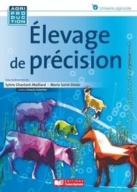Sylvie Chastant-Maillard et Marie Saint-Dizier - Elevage de précision.