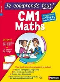 Sylvie Chavaroche et Sylvie Ginet - Mathématiques CM1.