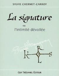 Accentsonline.fr La signature ou l'intimité dévoilée Image