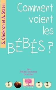 Sylvie Chokron et Arlette Streri - Comment voient les bébés ?.