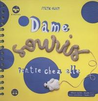 Sylvie Clain - Dame souris rentre chez elle. 1 CD audio
