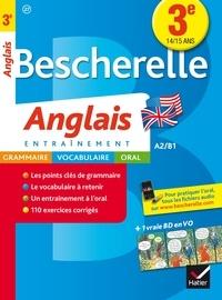 Sylvie Collard-Rebeyrolle et Jeanne-France Bignaux - Bescherelle anglais 3e.