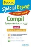 Sylvie Coly et Nadine Daboval - Compil épreuve écrite 2 + épreuve orale français, histoire-géographie-EMC.