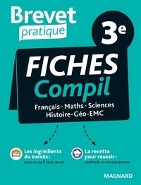 Sylvie Coly et Stéphane Renouf - Fiches Compil 3e - Français, Maths, Sciences, Histoire-Géo-EMC.
