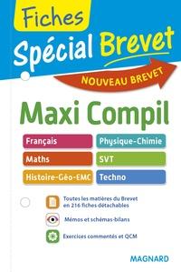 Sylvie Coly - Spécial Brevet - Maxi Compil 3e Spécial Brevet Fiches.