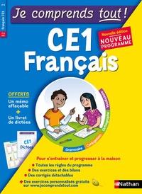 Meilleur vente de livres téléchargement gratuit Français CE1 Je comprends tout ! ePub DJVU MOBI
