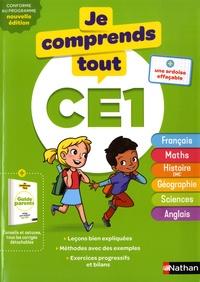 Sylvie Cote et Micheline Cazes Witta - Je comprends tout CE1.