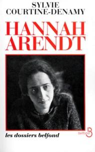 Sylvie Courtine-Denamy - Hannah Arendt.