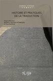 Sylvie Crogiez-Pétrequin et Paul Pasteur - Histoire et pratiques de la traduction.