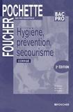 Sylvie Crosnier - Hygiène, prévention, secourisme Bac pro industriels - Corrigé.