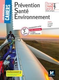 Prévention santé environnement 1re Tle Bac Pro Les nouveaux cahiers - Manuel de lélève.pdf