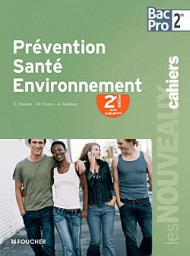 Prévention santé environnement 1e Bac Pro 2e édition - Sylvie Crosnier