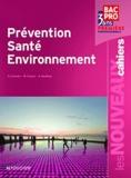 Sylvie Crosnier et Marilise Cruçon - Prévention Santé Environnement Première professionnelle Bac Pro - Cahiers.
