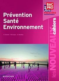 Prévention Santé Environnement Première professionnelle Bac Pro - Cahiers.pdf