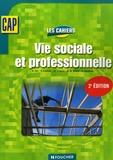 Sylvie Crosnier - Vie sociale et professionnelle CAP.