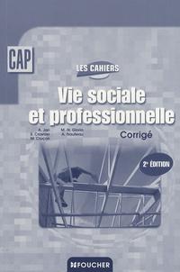 Alixetmika.fr Vie sociale et professionnelle CAP - Corrigé Image