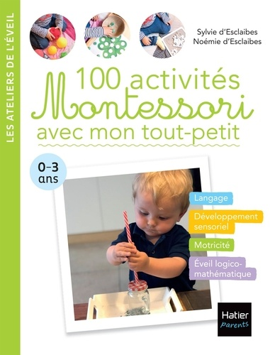Activités Montessori 0-3 Ans