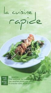 Sylvie Damien Philippet - La cuisine rapide.