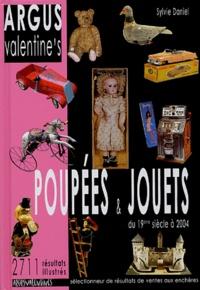 Sylvie Daniel - Poupées & Jouets - Argus Valentine's.