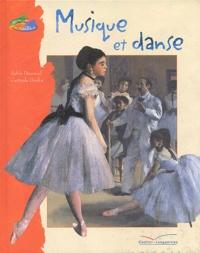 Sylvie Dannaud et Gertrude Dordor - Musique et danse.