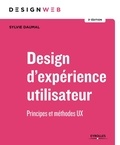 Sylvie Daumal - Design d'experience utilisateur - Principes et méthodes UX.