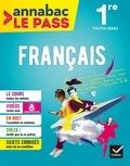Sylvie Dauvin et Jacques Dauvin - Français 1re toutes séries - Pour réviser le bac en grand format.