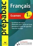 Sylvie Dauvin et Jacques Dauvin - Français 1re Toutes séries - Examen.
