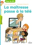 Sylvie de Mathuisieulx et Bérengère Delaporte - La maîtresse passe à la télé.