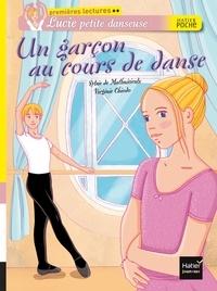 Sylvie de Mathuisieulx - Un garçon au cours de danse.