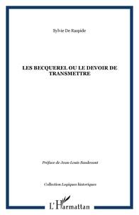 Sylvie de Raspide - .