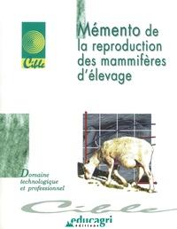 Goodtastepolice.fr Mémento de la reproduction des mammifères d'élevage Image