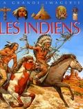 Sylvie Deraime et  Inklink - Les Indiens.