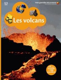 Sylvie Deraime et Cléa Blanchard - Les volcans.