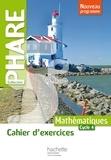 Sylvie Dereux et Laurent Ploy - Mathématiques 5e Phare - Cahier d'activités.