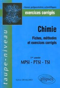 Chimie 1e année MPSI, PTSI, TSI - Exercices corrigés.pdf