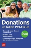 Sylvie Dibos-Lacroux et Michèle Auteuil - Donations : le guide pratique.