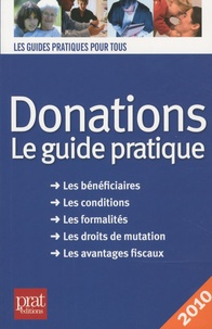 Galabria.be Donations - Le guide pratique 2010 Image
