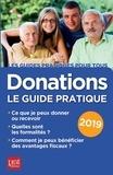 Sylvie Dibos-Lacroux et Michèle Auteuil - Donations.