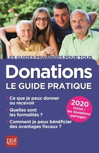 Donations- Le guide pratique - Sylvie Dibos-Lacroux pdf epub