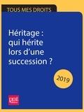 Sylvie Dibos-Lacroux et Michèle Auteuil - Héritage : qui hérite lors d'une succession ? 2019.
