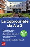 Sylvie Dibos-Lacroux et Emmanuelle Vallaz-Lenerz - La copropriété de A à Z.