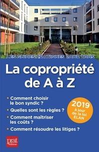 Sylvie Dibos-Lacroux et Emmanuèle Vallas-Lenerz - La copropriété de A à Z.