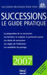 Galabria.be Successions 2007 - Le guide pratique Image